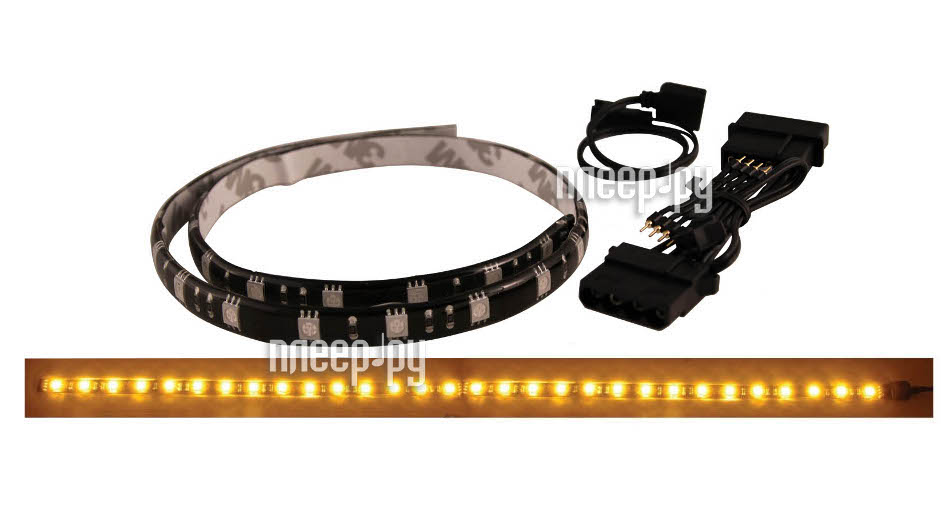 Аксессуар BitFenix Alchemy Connect LED-Strip Orange 60cm/30 LEDs  Pleer.ru  394.000