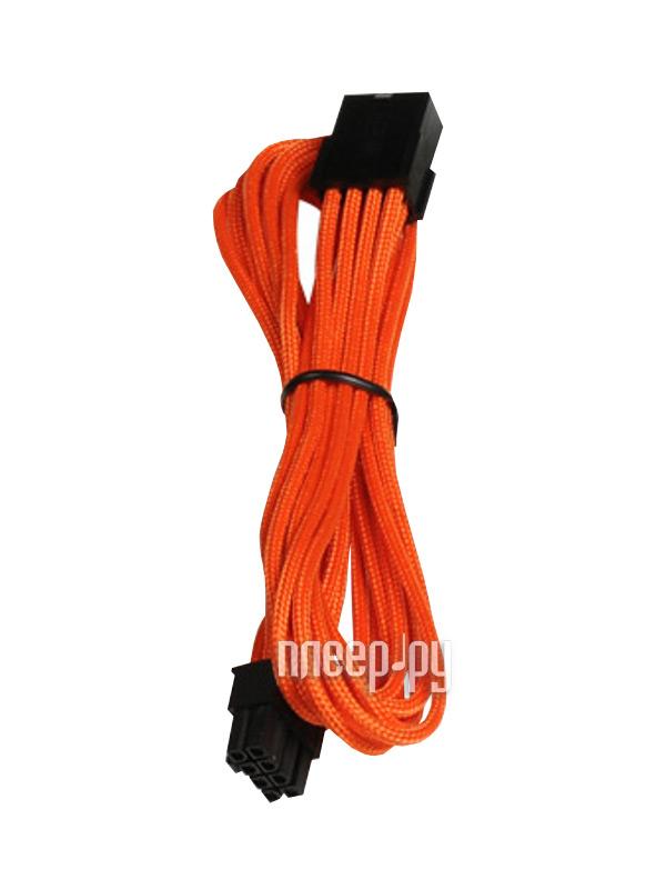 Аксессуар BitFenix 8-pin EPS 12V 45cm Orange-Black  Pleer.ru  264.000