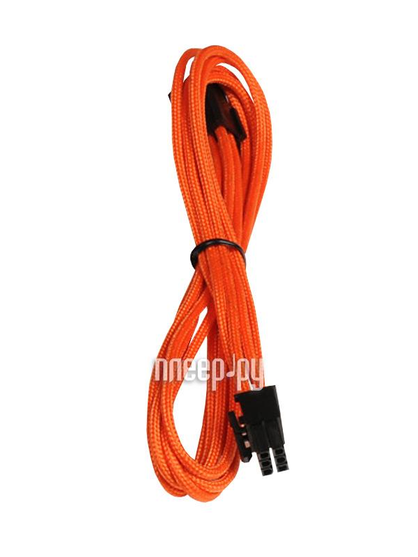 Аксессуар BitFenix 6-pin PCI-E 45cm Orange-Black  Pleer.ru  233.000