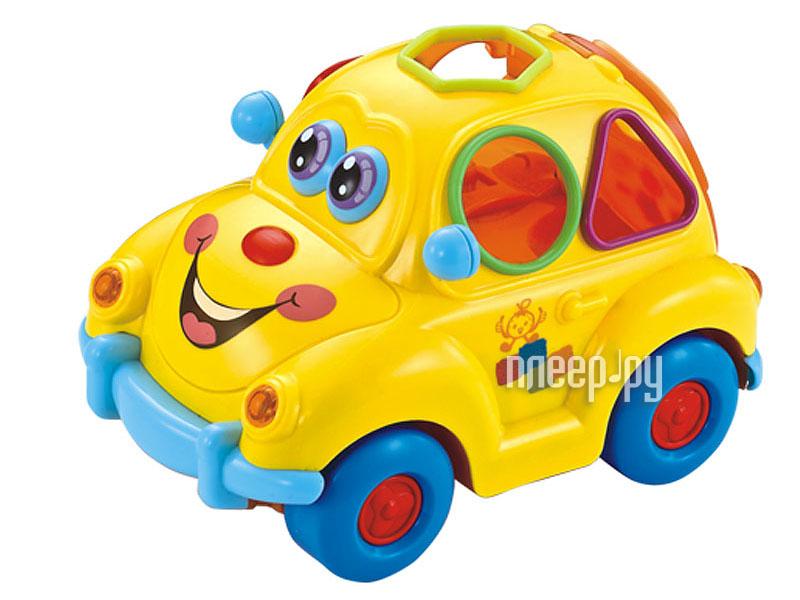 Сортер Huile Toys Машинка с фруктами 516