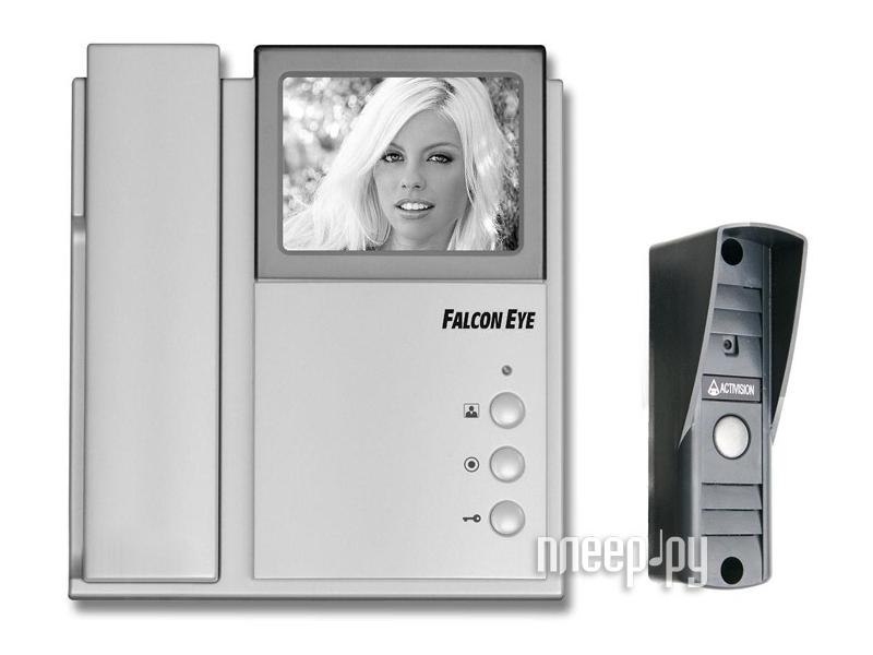 Комплект Falcon Eye FE-4HP2 + вызывная панель AVP-505  Pleer.ru  2411.000