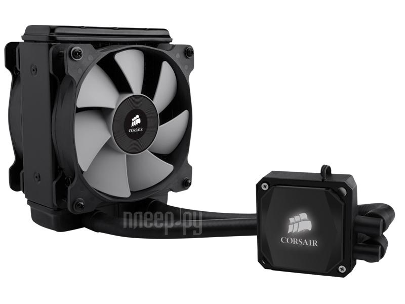 Водяное охлаждение Corsair H80i CW-9060008-WW (Intel LGA1150/LGA1155/LGA1156/LGA1366/LGA2011/AMD FM1/FM2/AM2/AM3)  Pleer.ru  4858.000