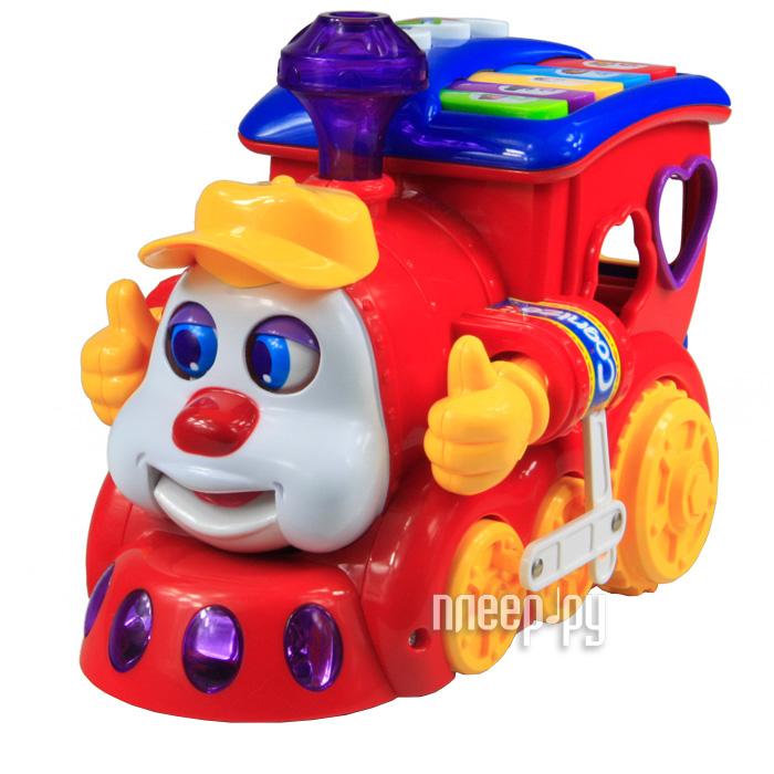 Сортер Huile Toys Музыкальный поезд 556