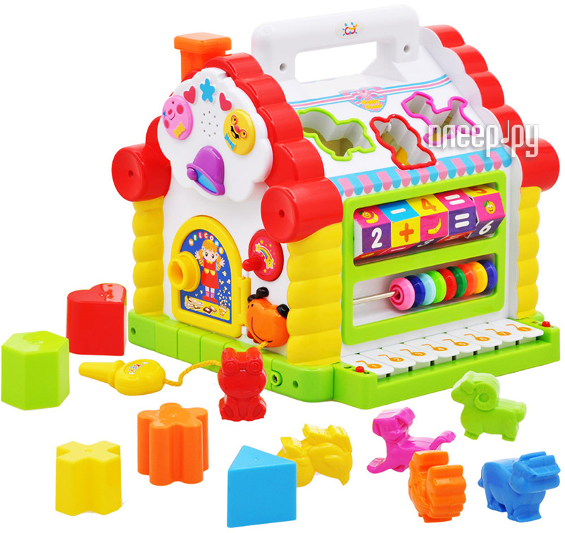 Сортер Huile Toys Музыкальная ферма 739