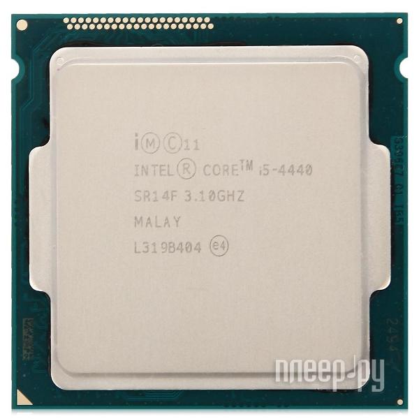 Процессор Intel Core i5-4440 Haswell (3100MHz/LGA1150/L3 6144Kb)  Pleer.ru  7040.000