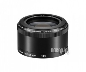 Объектив Nikon Nikkor AW 10 mm F/2.8 for Nikon 1