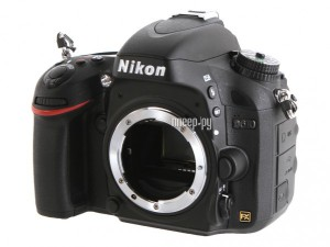 Купить Фотоаппарат Nikon D610 Body