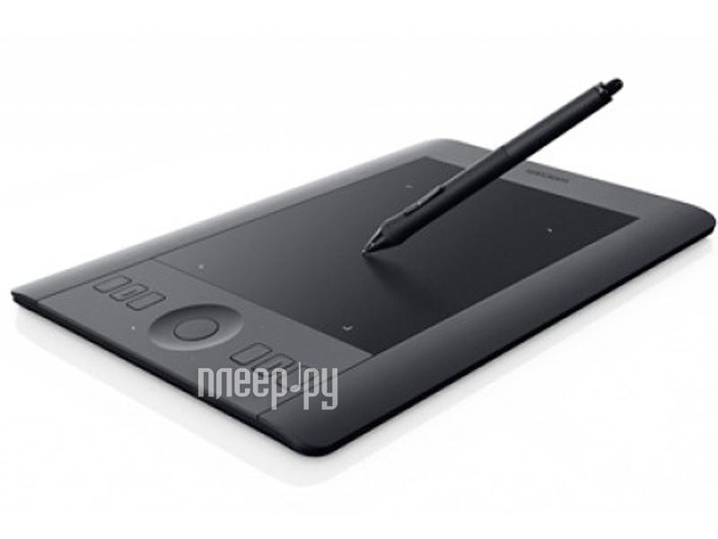 Графический планшет Wacom Intuos Pro S PTH-451-RUPL  Pleer.ru  10461.000