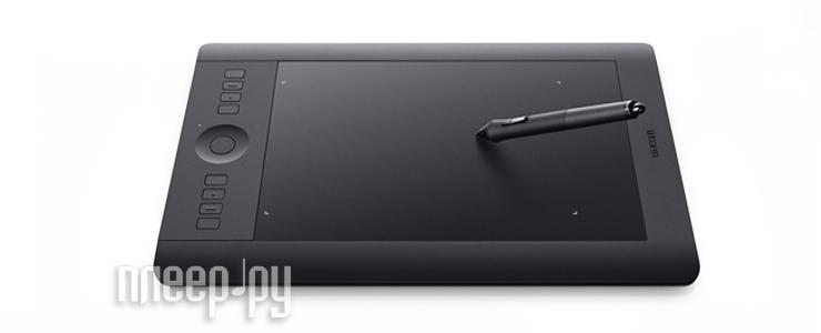 Графический планшет Wacom Intuos Pro Medium PTH-651-RUPL  Pleer.ru  17010.000