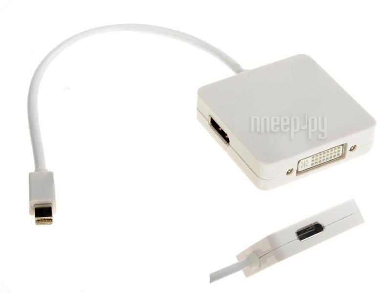 Аксессуар VCOM Mini DisplayPort / HDMI/DVI/DisplayPort CG554  Pleer.ru  950.000