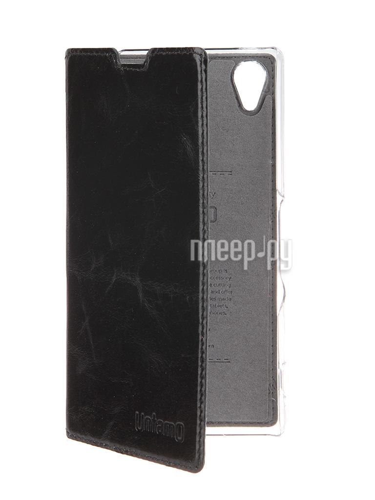 Аксессуар Чехол Sony Xperia Z1 G-Case Slim Premium GG-190 / Untamo Timber Black UTIMBSZ1BL  Pleer.ru  1248.000