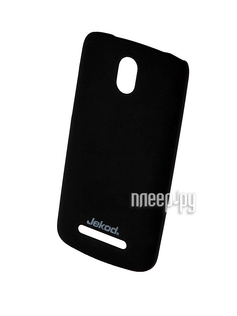 Аксессуар Чехол-накладка HTC Desire 500 Jekod Black  Pleer.ru  200.000