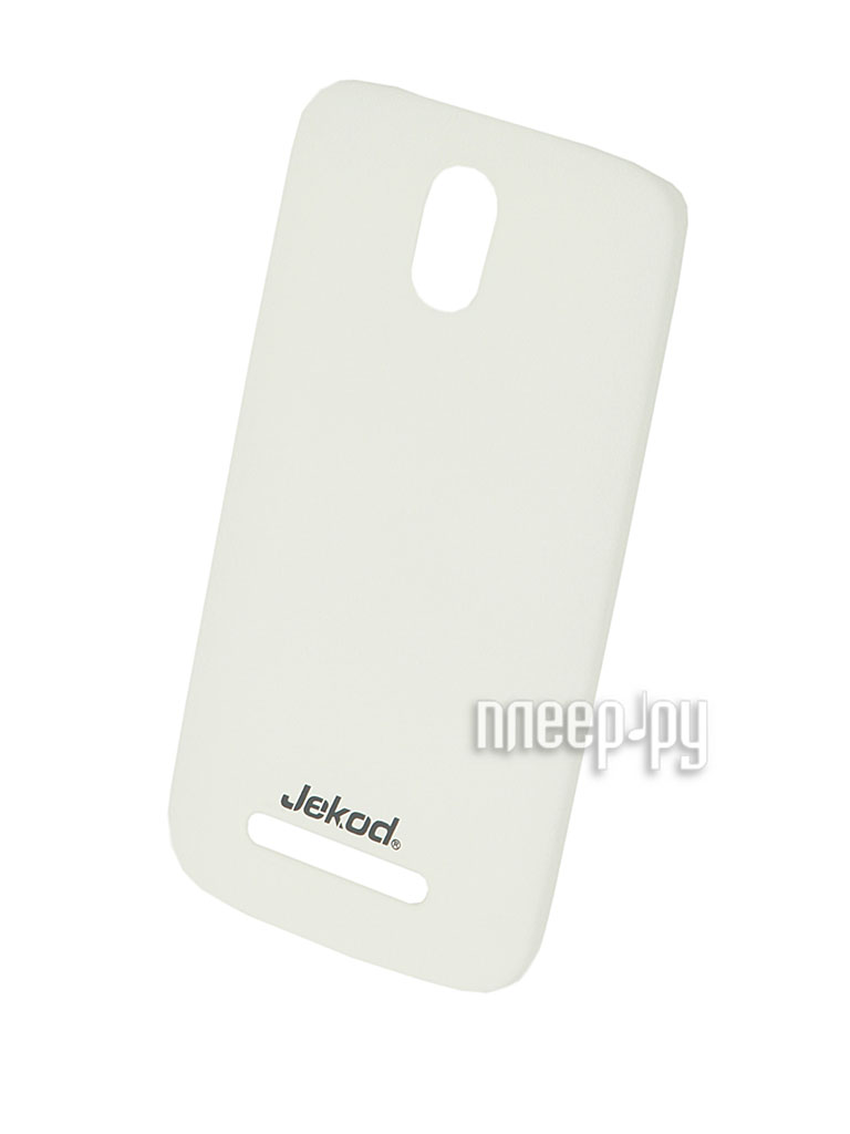 Аксессуар Чехол-накладка HTC Desire 500 Gecko / Jekod White  Pleer.ru  200.000