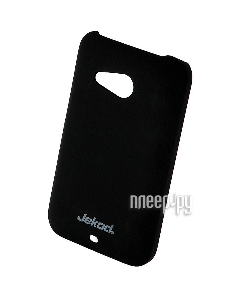 Аксессуар Чехол-накладка HTC Desire 200 Jekod Black  Pleer.ru  200.000