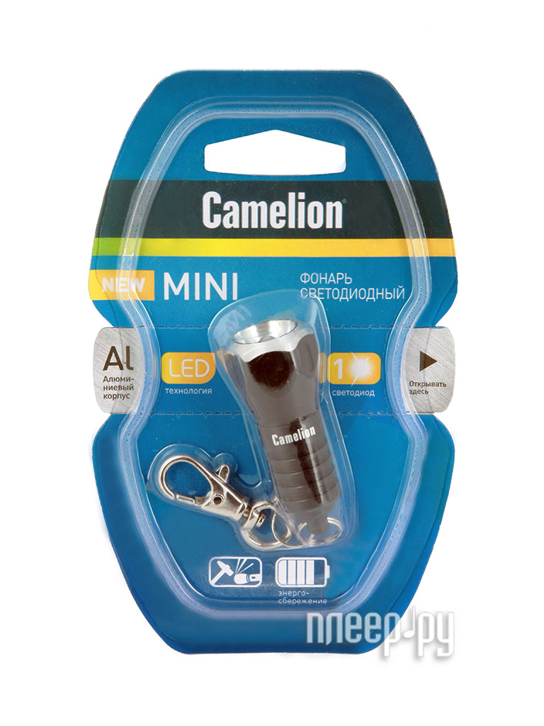 Фонарь Camelion LED 14-1R  Pleer.ru  97.000