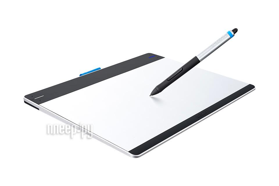 Графический планшет Wacom Intuos Pen CTL-480S-RUPL  Pleer.ru  3157.000