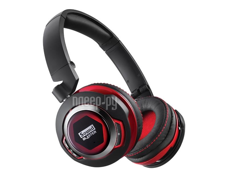 Гарнитура Creative Sound Blaster EVO Wireless GH0270  Pleer.ru  5457.000