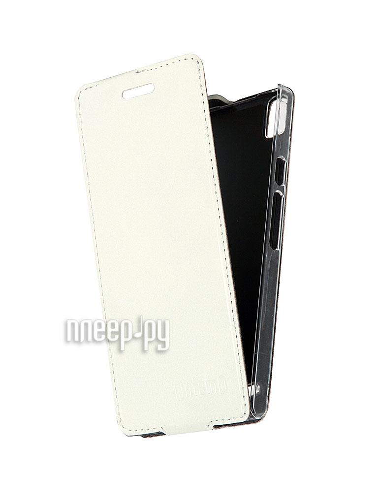 Аксессуар Чехол Huawei Ascend P6 Untamo Timber Ermin UTIMFHUAP6EWH White  Pleer.ru  449.000