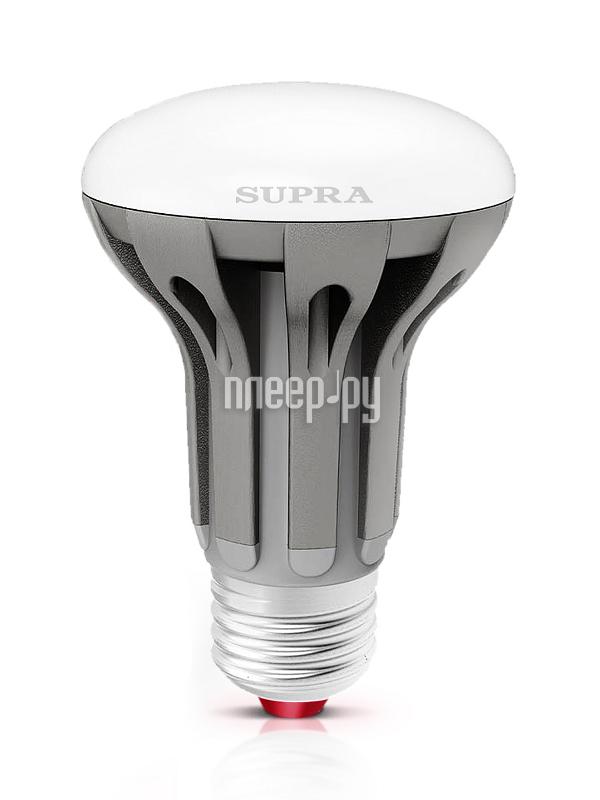 Лампочка SUPRA SL-LED-R63-4W/3000/E27  Pleer.ru  237.000