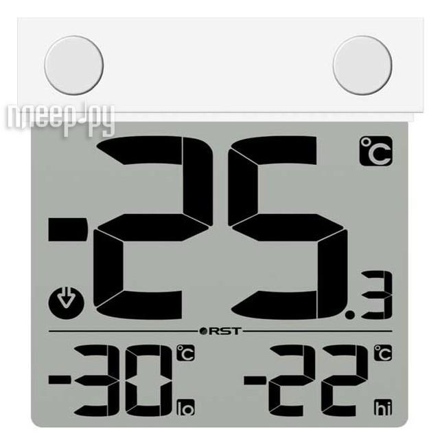 Термометр RST 01289  Pleer.ru  594.000