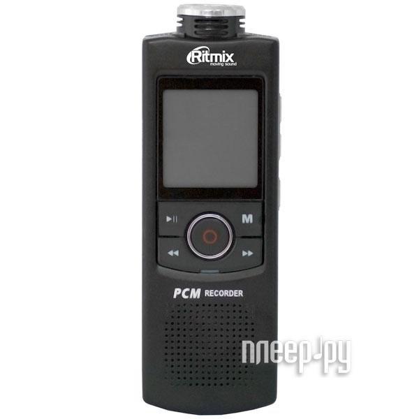 Диктофон Ritmix RR-950 8Gb Black  Pleer.ru  1959.000