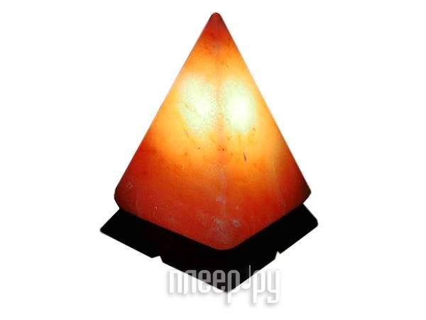 Солевая лампа Home Ecology Пирамида  Pleer.ru  1275.000