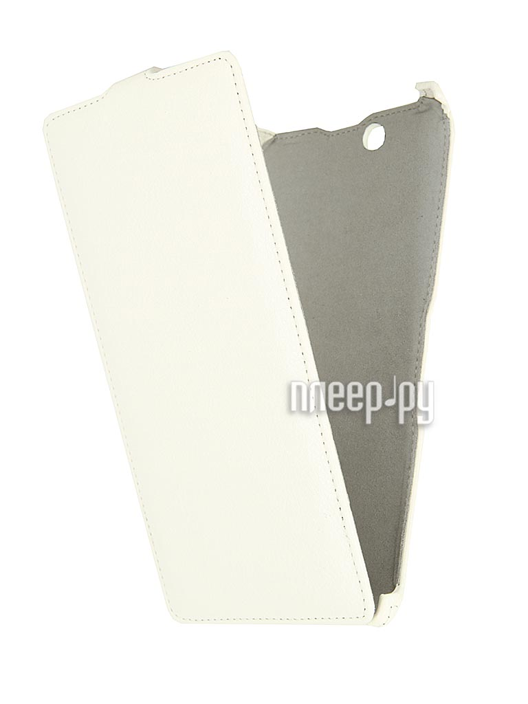 Аксессуар Чехол Sony C6833 Xperia Z Ultra XL39h Gecko White  Pleer.ru  280.000