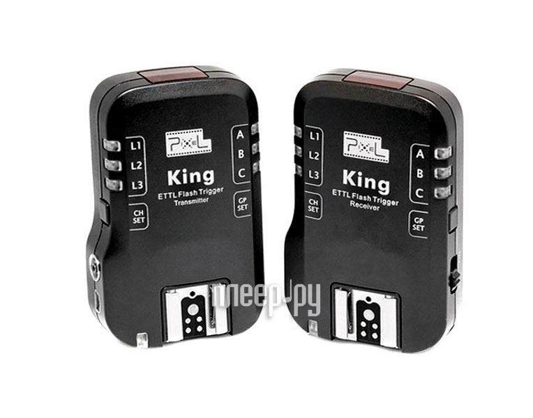 Pixel King Wireless TTL Flash Trigger for Sony