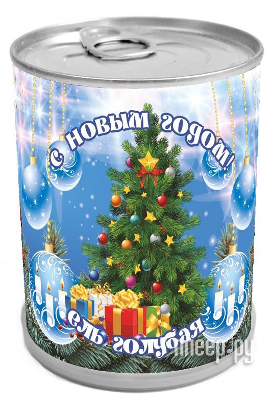 Растение BontiLand Ель голубая 412255