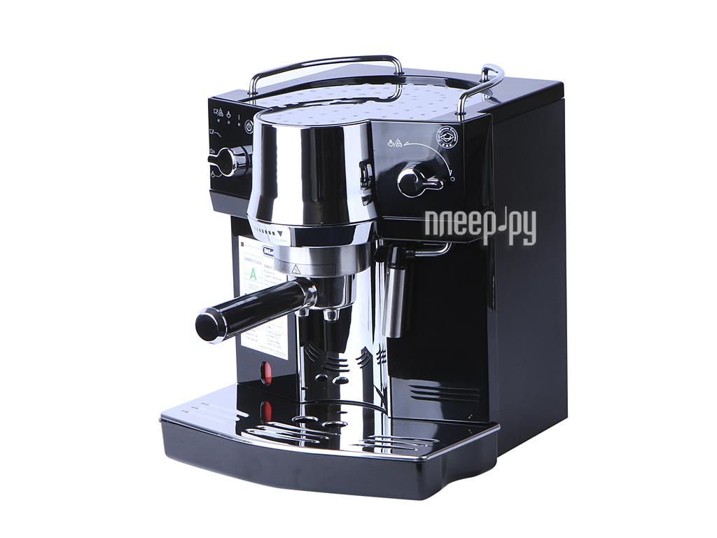 Кофеварка DeLonghi EC 820.B Black