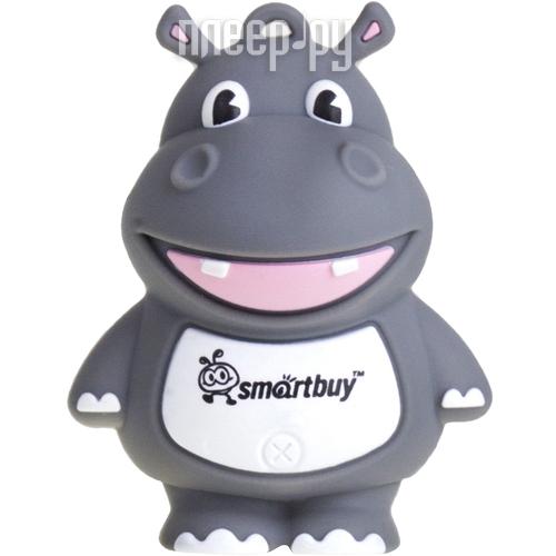 USB Flash Drive 8Gb - Smartbuy Wild Hippo SB8GBHip