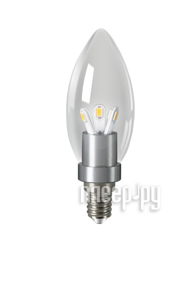 Лампочка Gauss LED 3W E14 2700K HA103201103  Pleer.ru  268.000