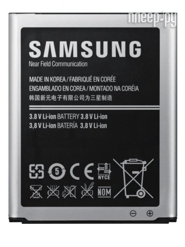 Аксессуар Аккумулятор Samsung GT-i9500 Galaxy S4 EB- B600BEBECRU / EB-B600BEBECWW 2600 mAh  Pleer.ru  748.000