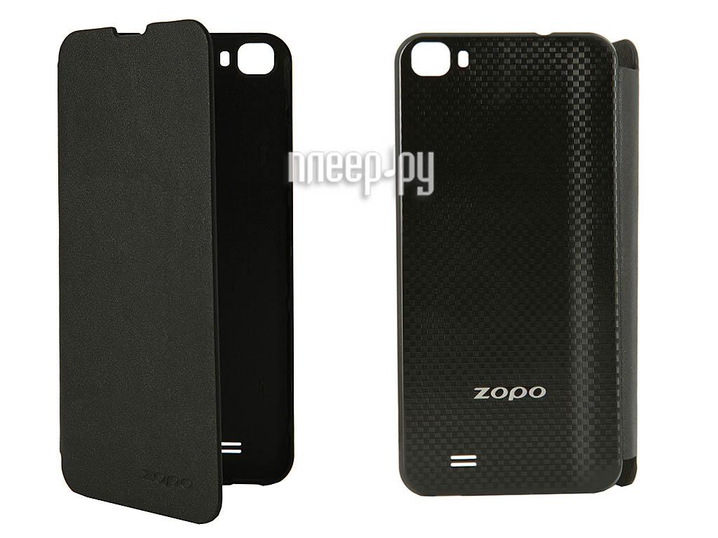 Аксессуар Чехол for Zopo ZP980 / ZP980+ Black  Pleer.ru  397.000