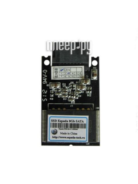Диск SSD Espada 8Gb SATA EDM-SA.51-008GMJ  Pleer.ru  839.000