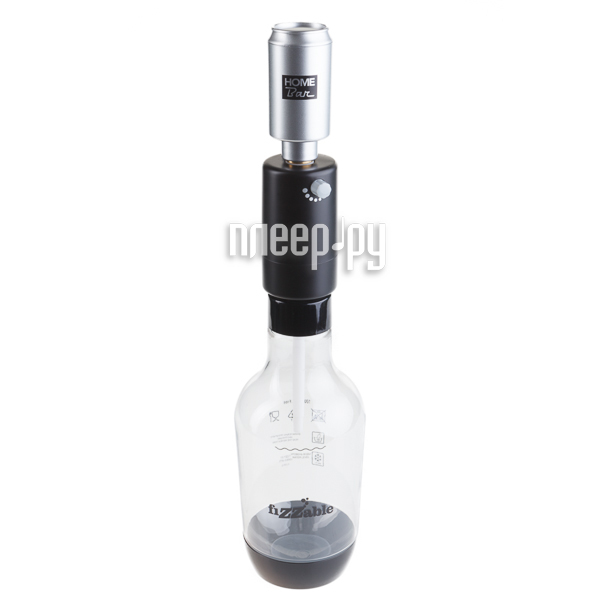 Сифон Home Bar fiZZable Black  Pleer.ru  1589.000