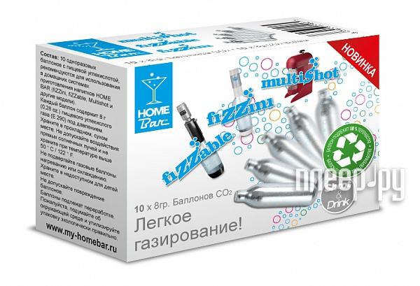 Сифон Home Bar 8гр - баллончики  Pleer.ru  249.000
