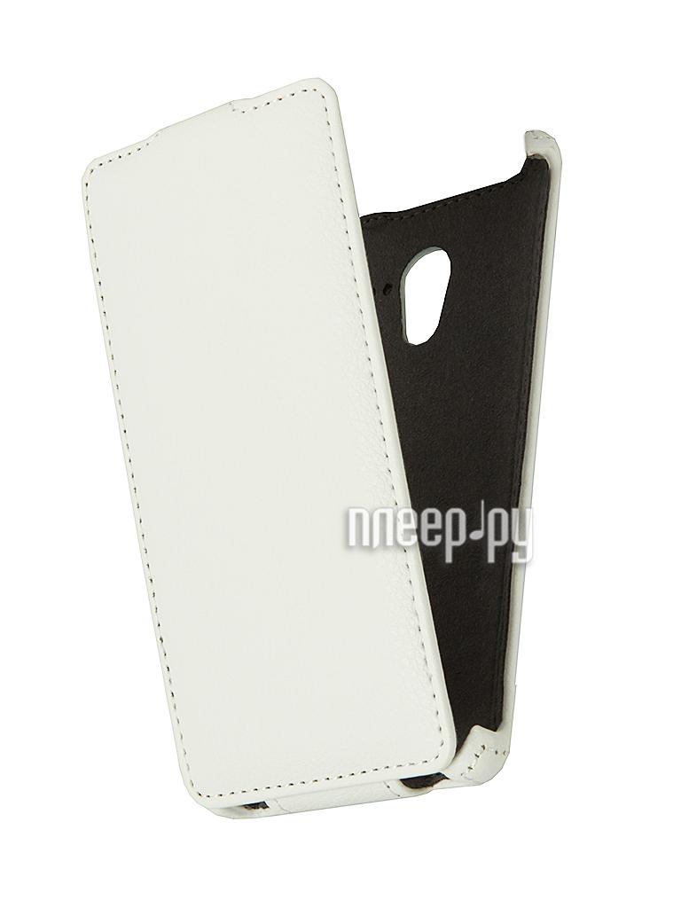 Аксессуар Чехол-книжка Sony Xperia ZL Gecko White  Pleer.ru  198.000