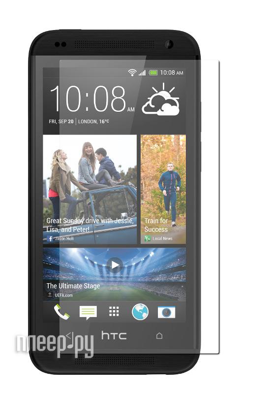 Аксессуар Защитная пленка HTC Desire 601 LuxCase суперпрозрачная 80365  Pleer.ru  555.000