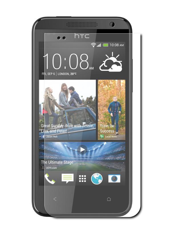 Аксессуар Защитная пленка HTC Desire 300 LuxCase суперпрозрачная 80367  Pleer.ru  94.000