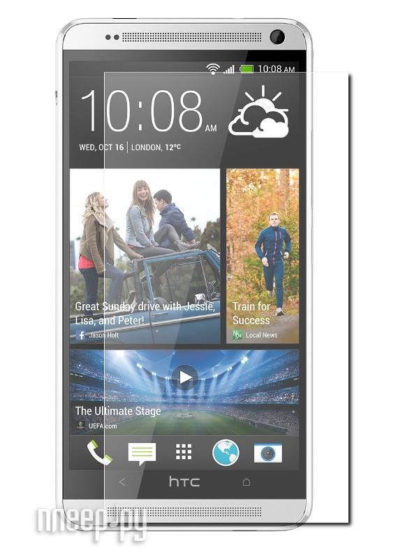 Аксессуар Защитная пленка HTC One Max LuxCase антибликовая 80368  Pleer.ru  94.000