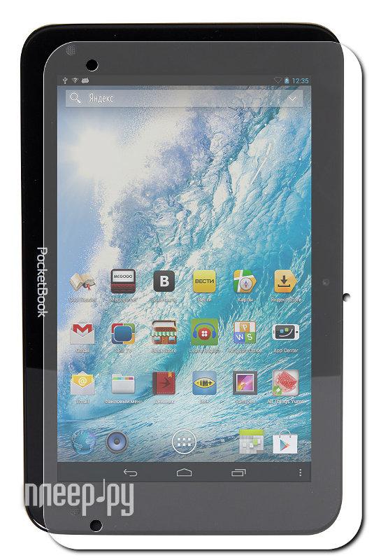 Аксессуар Защитная пленка PocketBook SURFpad 2 LuxCase антибликовая 50651  Pleer.ru  649.000