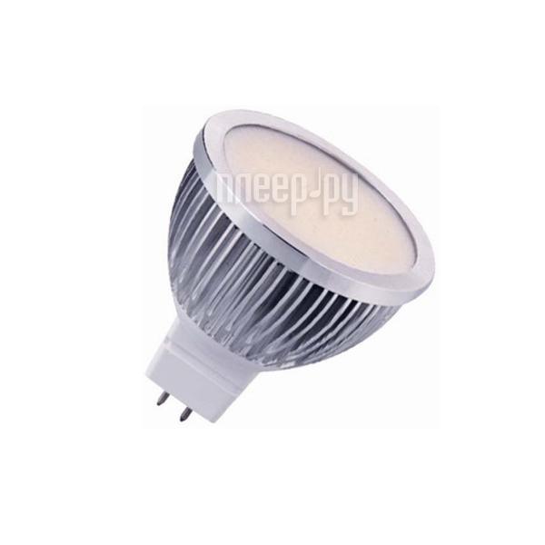Лампочка LUNA LED MR16 7W 3000K GU5.3 220V 60305  Pleer.ru  177.000