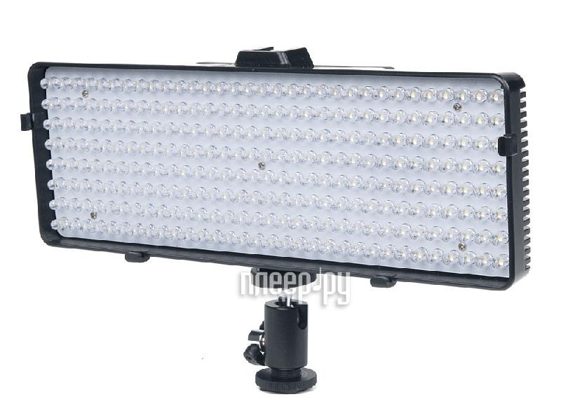 Накамерный свет Fujimi DV-320 1920lm - светодиодная лампа  Pleer.ru  5761.000