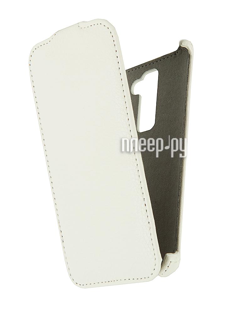 Аксессуар Чехол LG D802 Optimus G2 Gecko White  Pleer.ru  1029.000