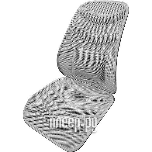 Аксессуар 3D AutoStandart 101350 Grey - накидка на переднее сиденье, сетка  Pleer.ru  1049.000