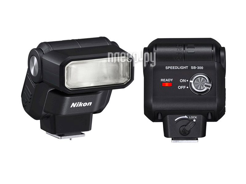 Вспышка Nikon Speedlight SB-300  Pleer.ru  5318.000