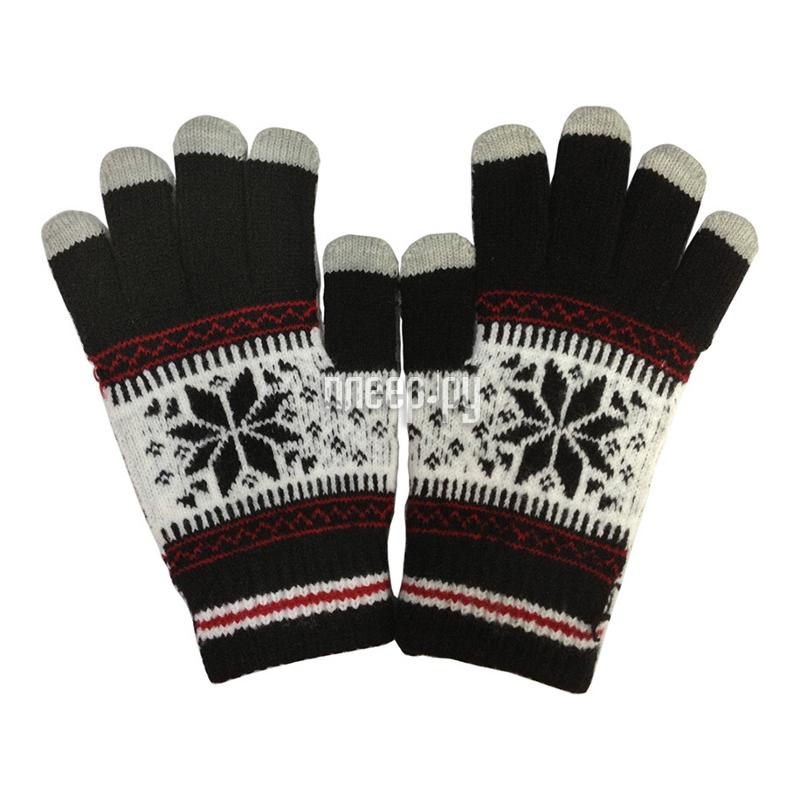Теплые перчатки для сенсорных дисплеев CBR /