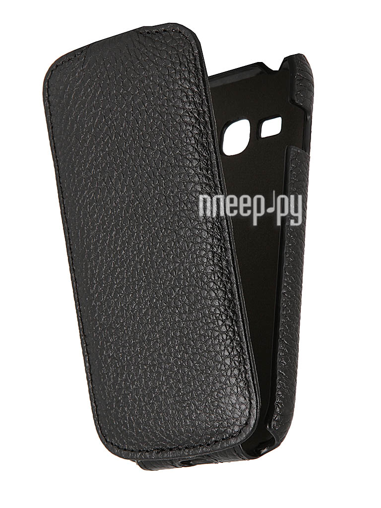 Аксессуар Чехол Samsung GT-S7270 Galaxy Ace 3 Clever Case Shell тисненая  Pleer.ru  1090.000