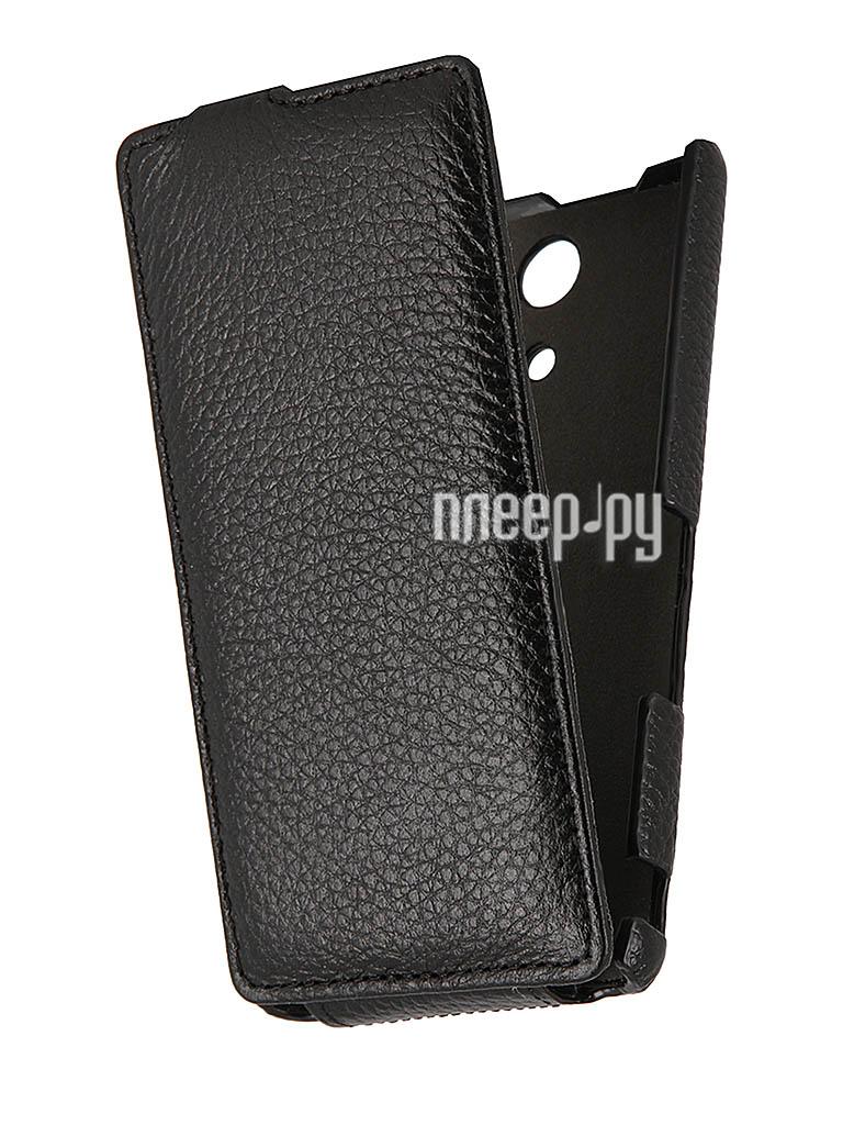 Аксессуар Чехол Sony M36h Xperia ZR Clever Case Shell тисненая  Pleer.ru  290.000